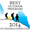2014 OUTDOORLEADERS.COM Recommended Outdoor Program