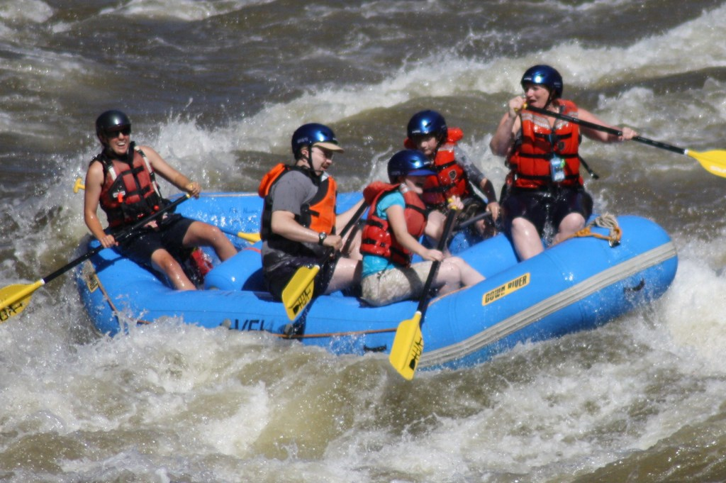 Journey Quest to Purchase Vessels for Honor Rafting