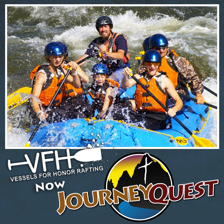 VFH Rafting now Journey Quest
