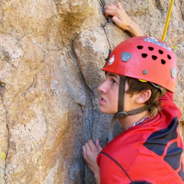 Half-Day Rock Climbing