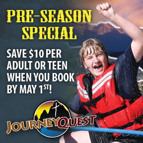 Book by May 1st & Save $10