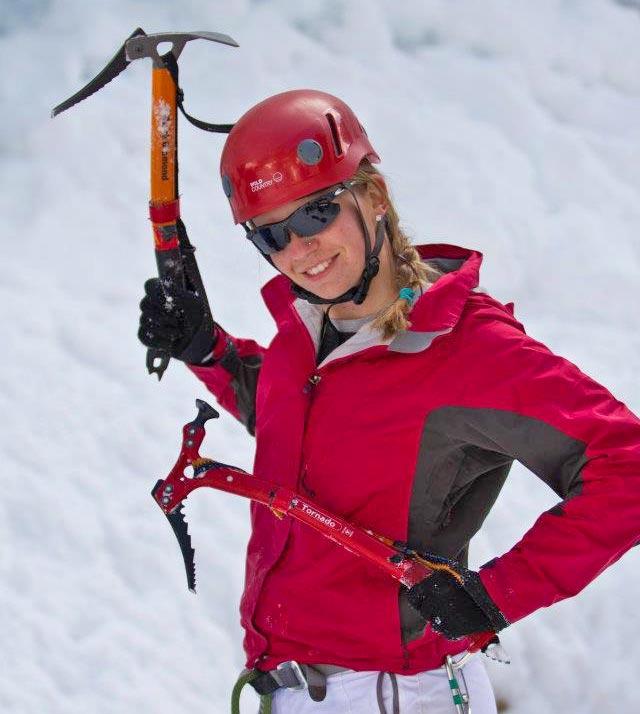 Meet our Guides: Cori Ward