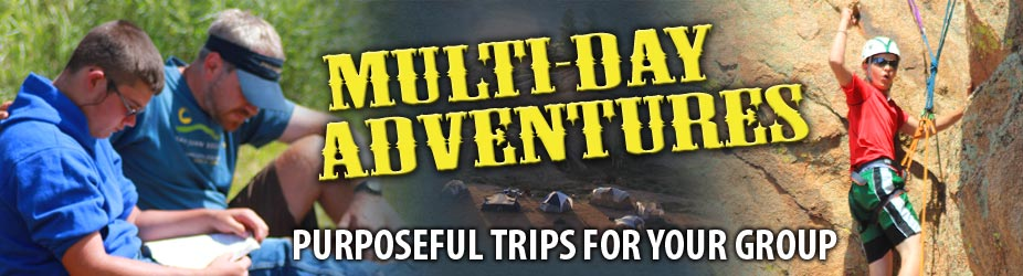 Multi-Day Adventures » Purposeful Trips for Your Group