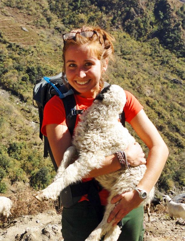 Meet our Guides: Amy Hill
