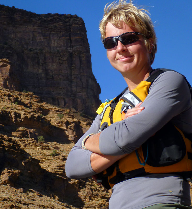 Meet our Guides: Elise Holmstrom