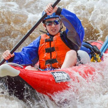 Inflatable Kayaking Multi Day Adventure