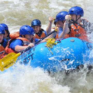 Whitewater Rafting Multi Day Adventure