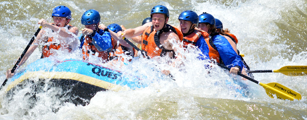 Rafting Texas Creek » Whitewater Rafting on Colorado's Arkansas River