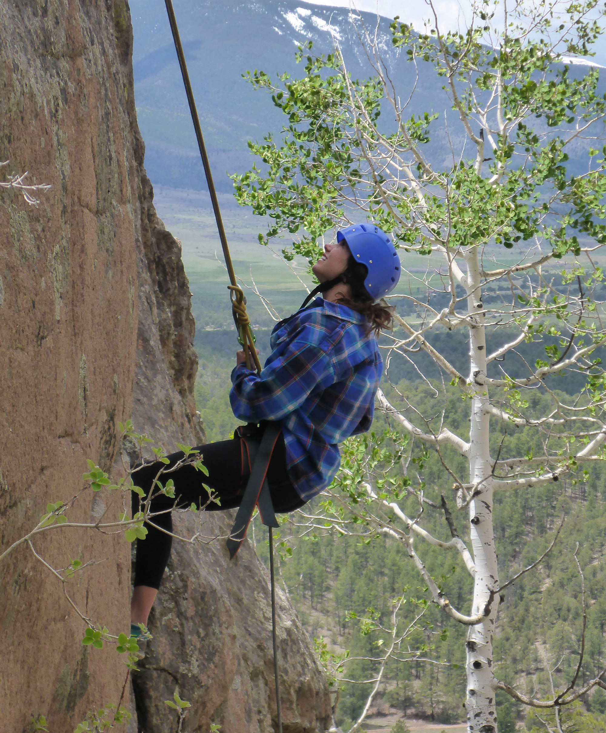 Colorado Rock Climbing History