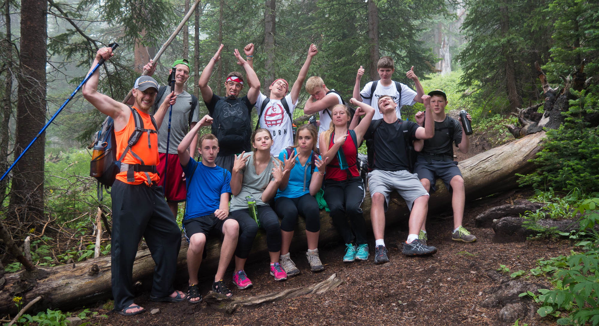 Wilderness Outdoor Adventures For Youth Groups Journey Quest