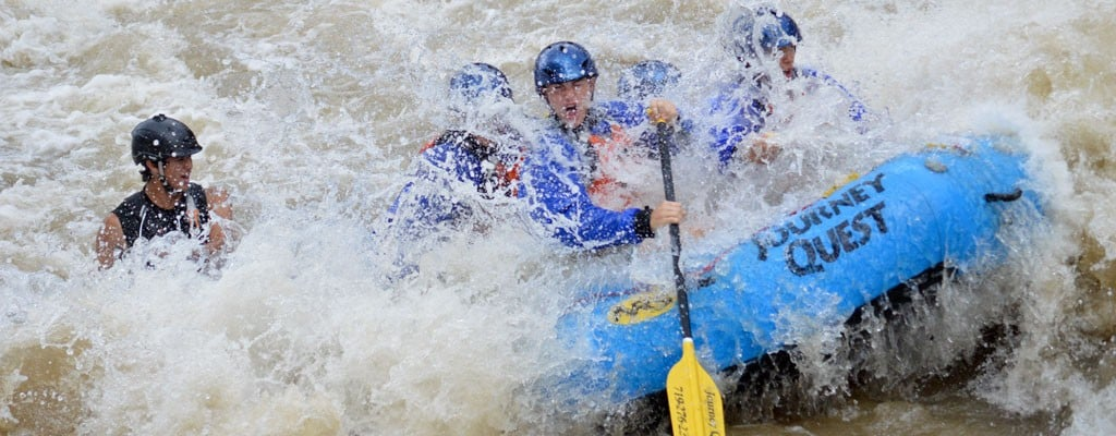 Best Time for Rafting
