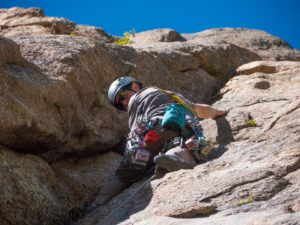 Cañon City Rock Climbing